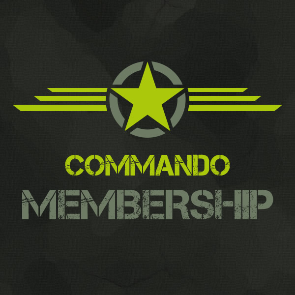 Commando Action Centre Paintball Membership