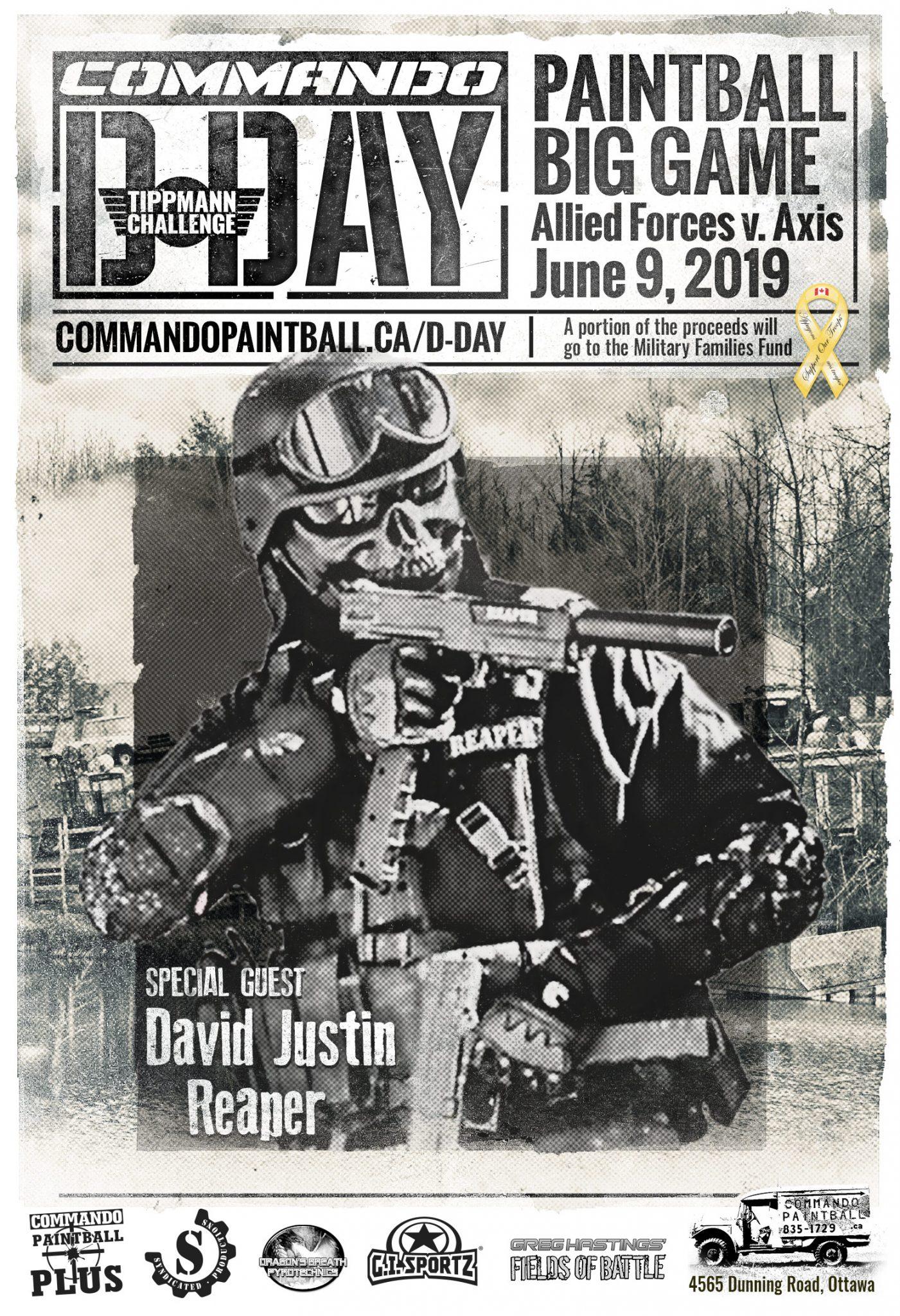 David Justin Reaper