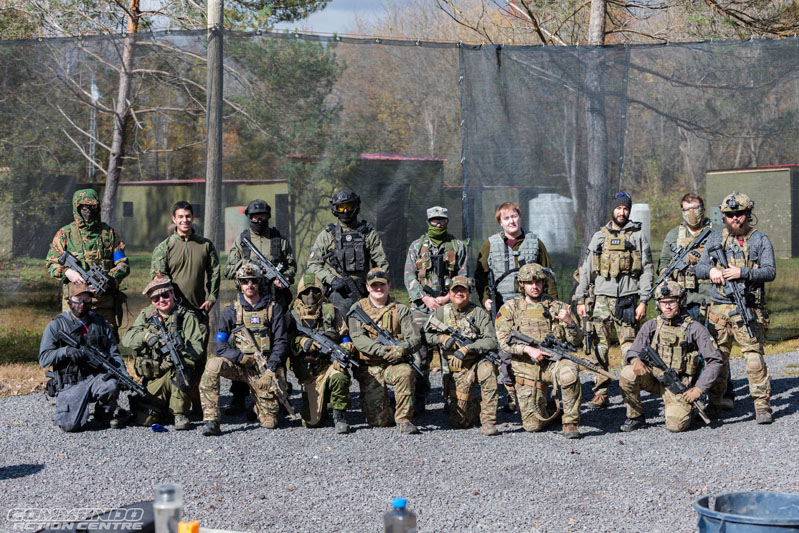 Commando Action Centre Airsoft group