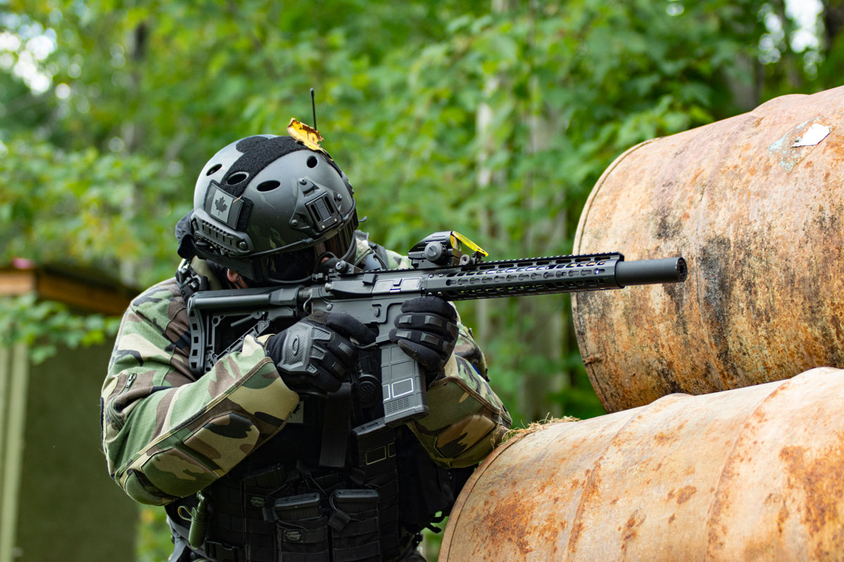 Commando Action Centre Ottawa Airsoft