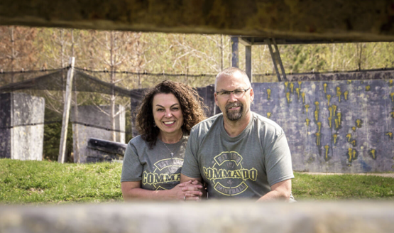 owners of commando paintball located in Ottawa